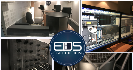 Photo of EDS Team