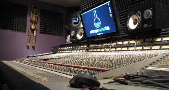 Photo of Chicago Sound Lab