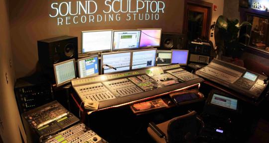Photo of Sound Sculptor Recording Studio