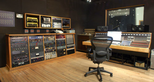 Photo of Soma Electronic Music Studios