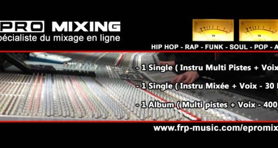 Photo of E Pro Mixing
