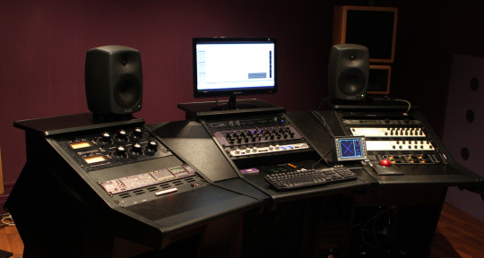 Photo of MB Mastering
