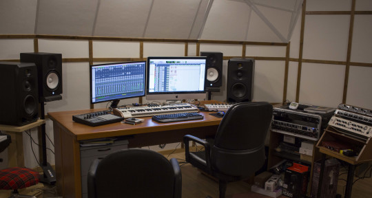 Photo of Container Audio Room