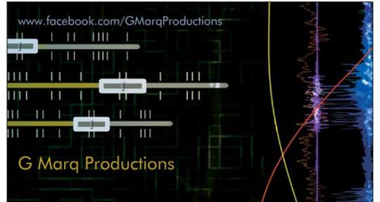 Photo of GMP Mixing