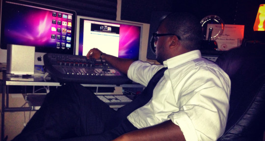 Photo of Marcus Frazier - Producer & Mixing Engineer