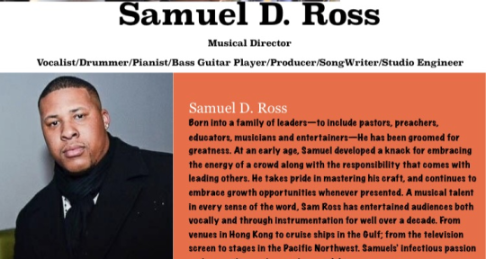 Photo of Sam Ross Music