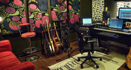 Photo of Haw Vee @ musicHaws Homestudio
