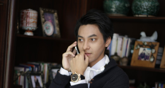 Photo of Barry Maheswara
