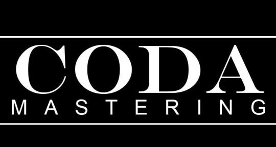 Photo of CODA Mastering