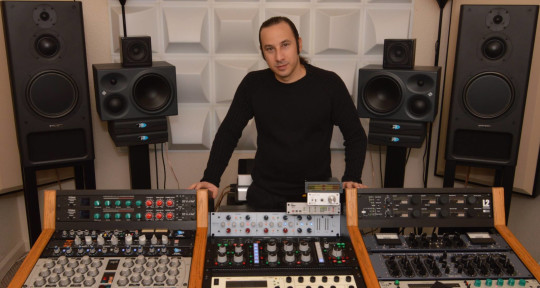 Photo of Maor Appelbaum Mastering