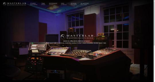 Photo of Masterlab Masteringstudios