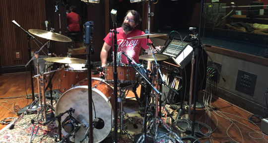 Photo of Chris Brush Drums