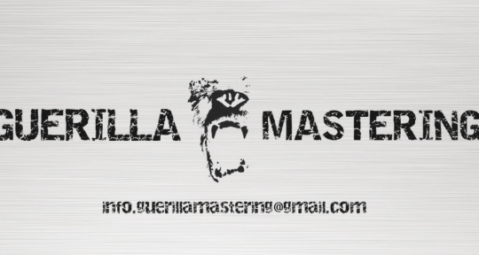 Photo of Guerilla Mastering
