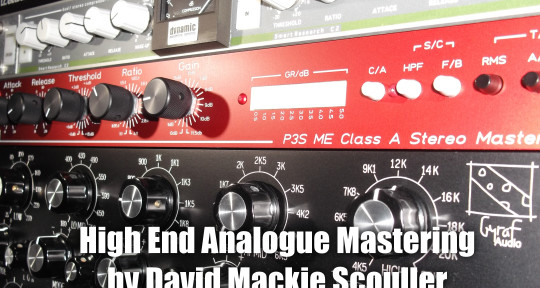 Photo of Dynamic Mastering Services