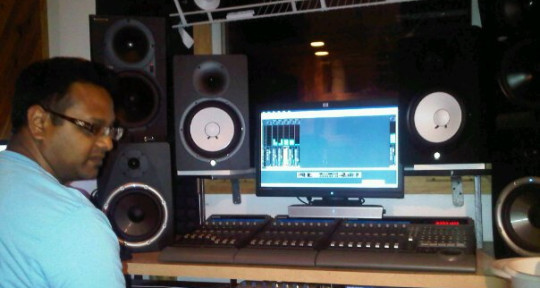 Photo of Imperial Recording Production