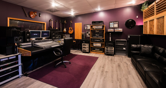 Photo of Nightsky Recording Studios