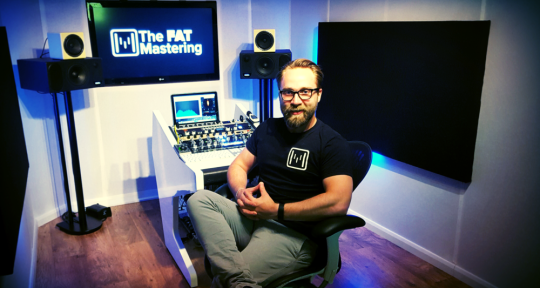 Photo of Nicky Howard The Fat Mastering