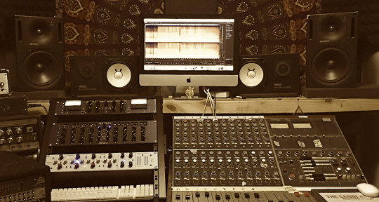 Photo of The Cabin Mastering