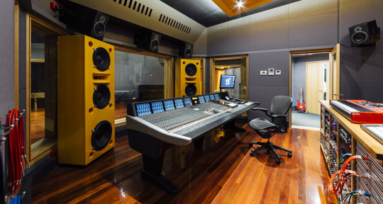 Photo of Ginger Recording Studios