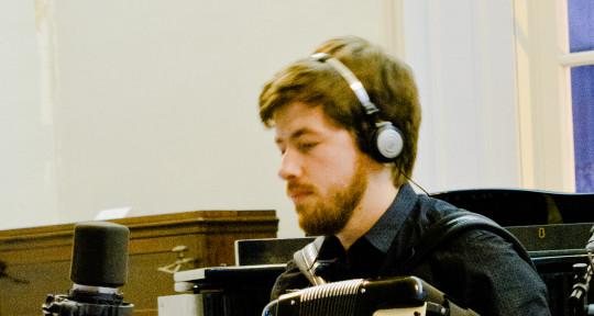 Photo of Davi Raubach