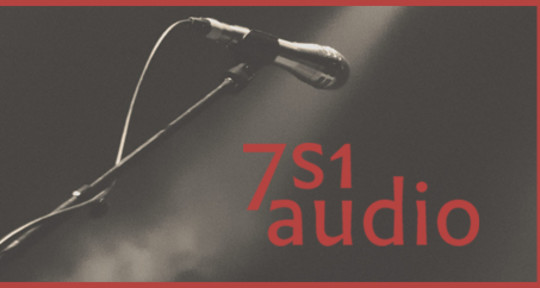 Photo of 7s1 audio