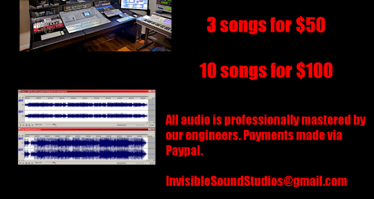 Photo of Invisible Sound Studios