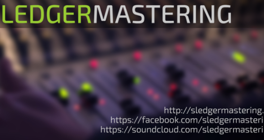 Photo of Sledger Music Mastering