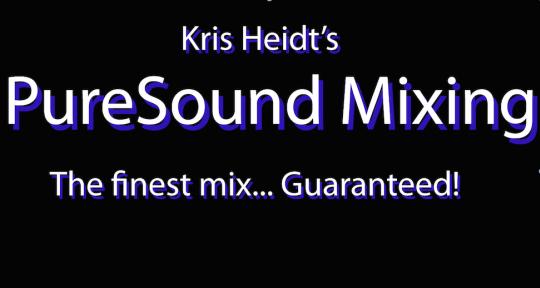 Photo of PureSound Mixing