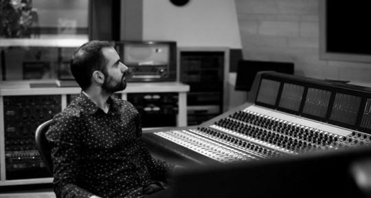 Photo of Emiliano Caballero | Mixing