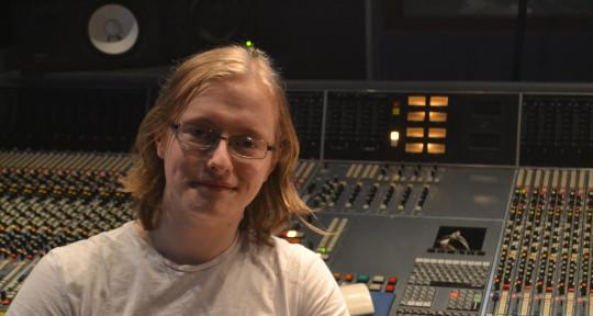 Photo of Nathan Bailey