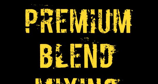 Photo of Premium Blend Mixing