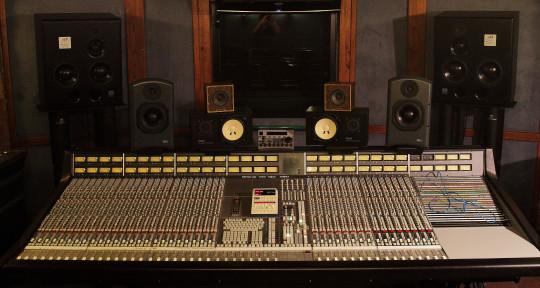 Photo of One E Music Rome Recording