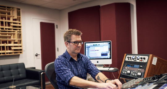 Photo of Joe Lambert Mastering