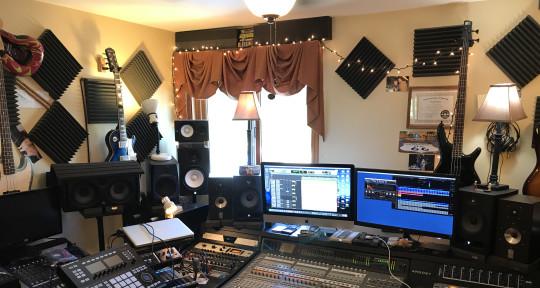 Photo of PLATINUM RECORDS/ MSH STUDIOS