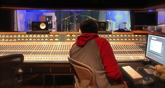 Photo of Andrea Lepori - The Mix Room