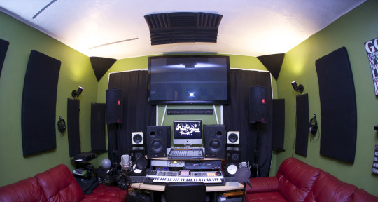 Photo of Green Room Studio NYC #GRSNYC