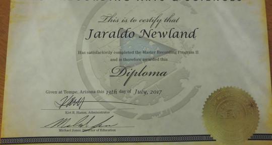 Photo of Jaraldo Newland