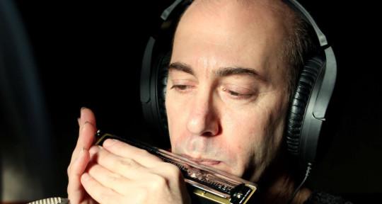 Photo of Harmonicist & Sound Engineer