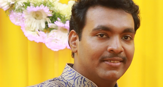Photo of Vijesh Viswanath