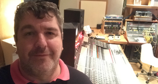 Photo of Kevin Paul Mixer