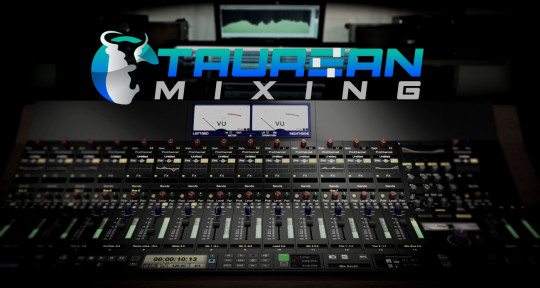 Photo of Taurean Mixing