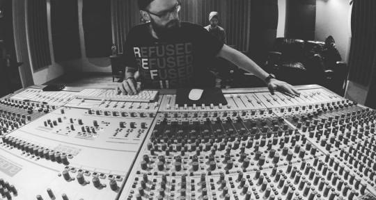 Photo of Aidan Cunningham Mixer
