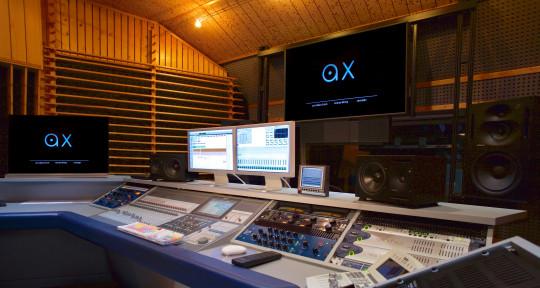 Photo of AX Recording