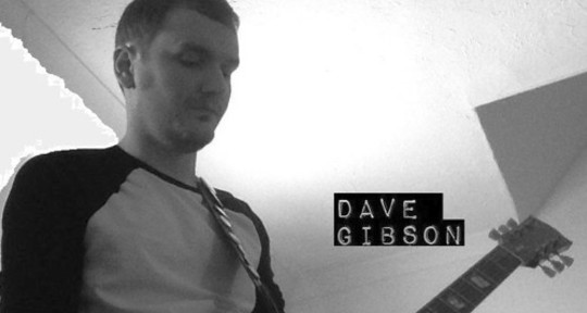 Photo of Dave Gibson