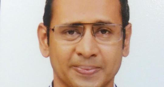 Photo of Darrpan Mehta