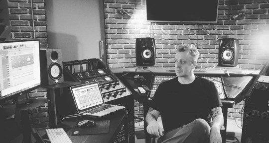 Photo of Niall Flynn (GB studio)
