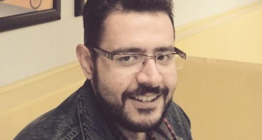 Photo of Amr Hegazy