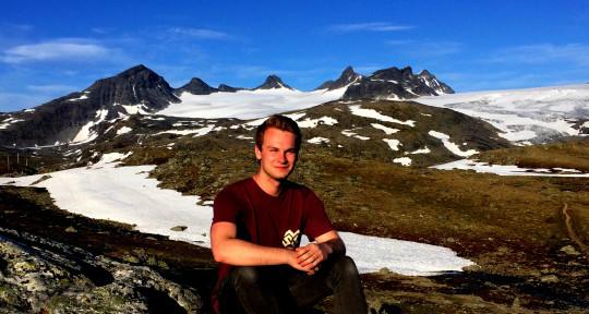 Photo of Jo Aslak Hegge