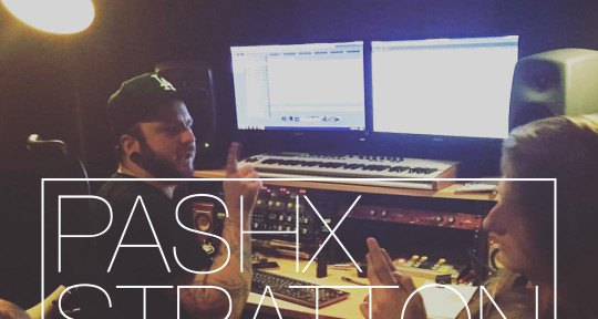 Photo of Pash Stratton Record Producer