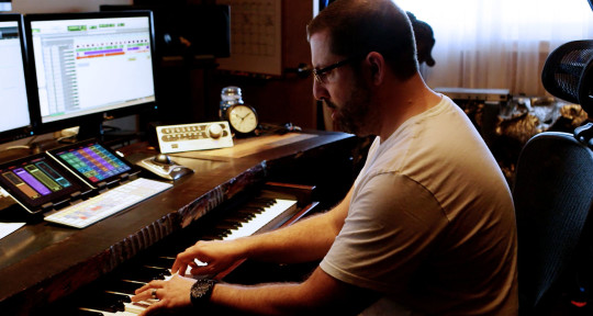 Photo of Cartoon Music Composer